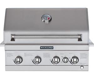 KitchenAid Best Built-In Gas Grill