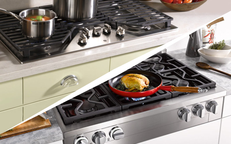 🥇Rangetop vs Cooktop – All You Have to Know About