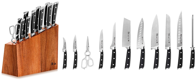 Kitchen Aid Knives Review