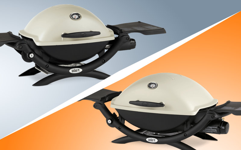 🥇 Weber Q1200 vs Q2200 – We Know the Difference