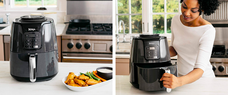 Best Buy Air Fryer vs. Amazon Air Fryer