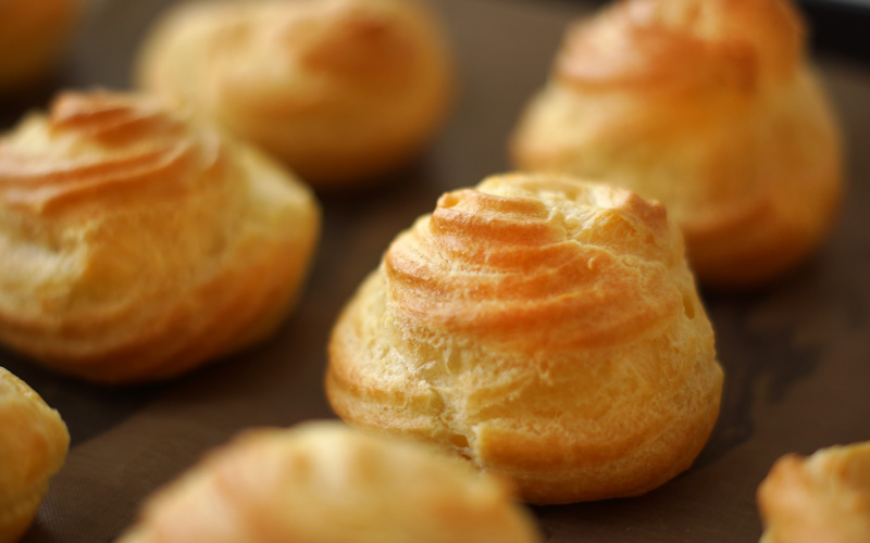 Perfect Choux Pastry - Basic Recipe