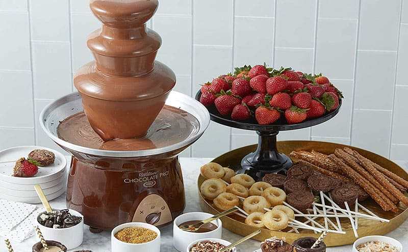 Best Chocolate Fountains – Buyer's Guide