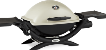 Weber Q1200 Review – Best Compact Propane Grill